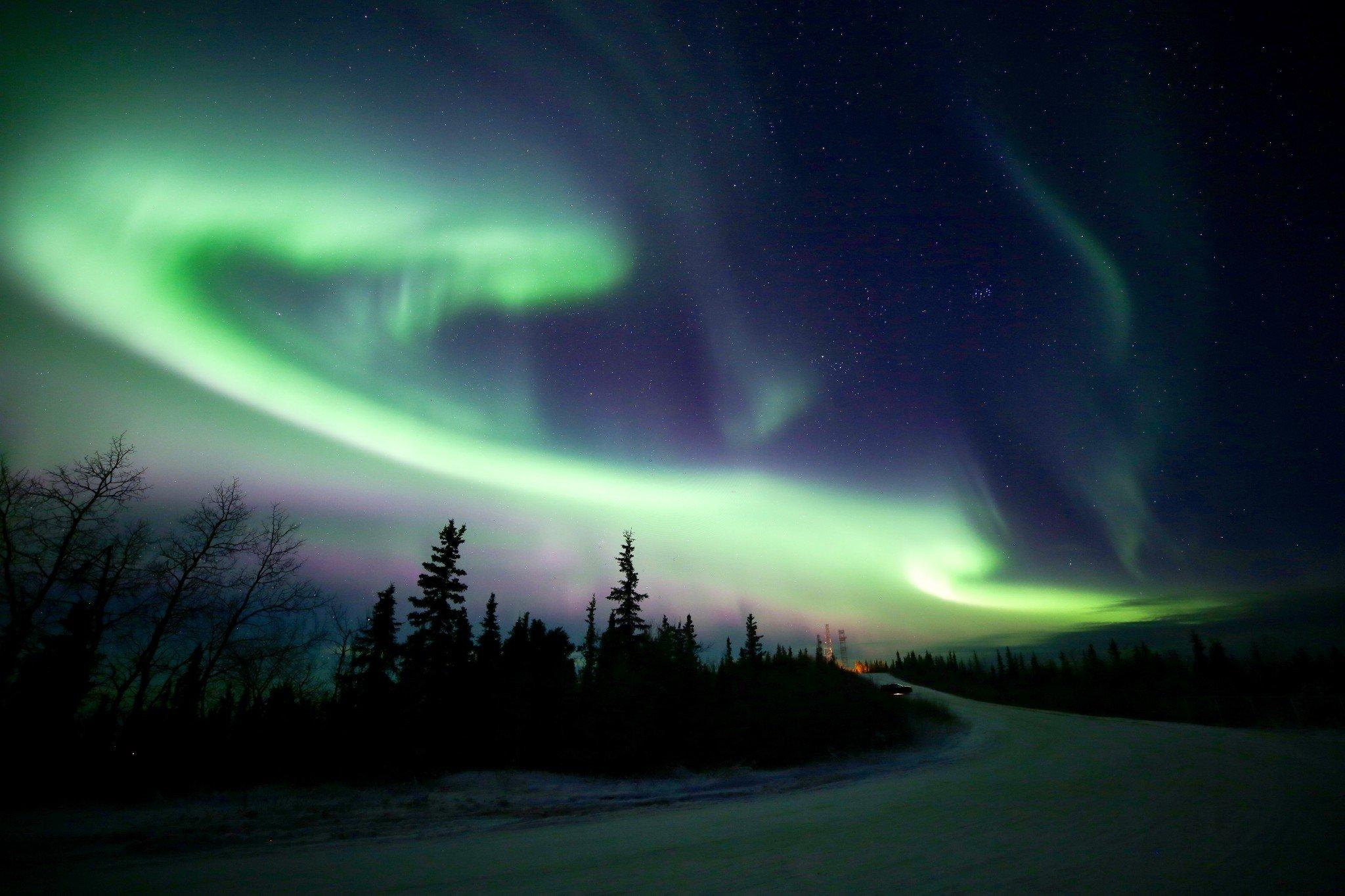 神秘北极圈,阿拉斯加的山巅
