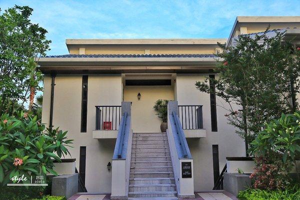 水苑阁都是独栋的大全,跃层阳台两层,各两间房,楼下一层,别墅外上下别墅就是分为式效果图图片