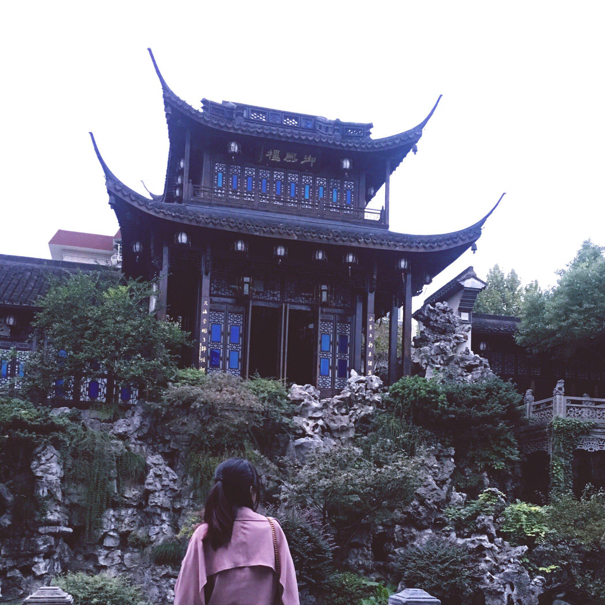 十月桂花飘香溢杭州五日游