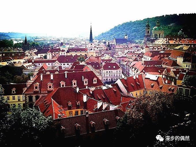 布拉格城堡图片