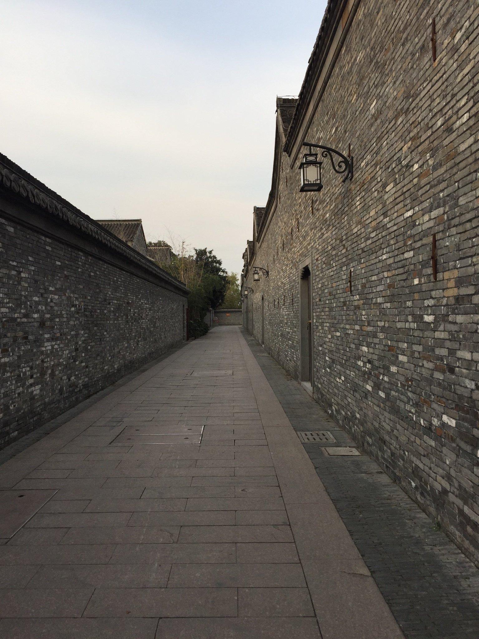 扬州关东街攻略+长乐攻略旅游_扬州体验客栈周庄旅游游记北京到图片