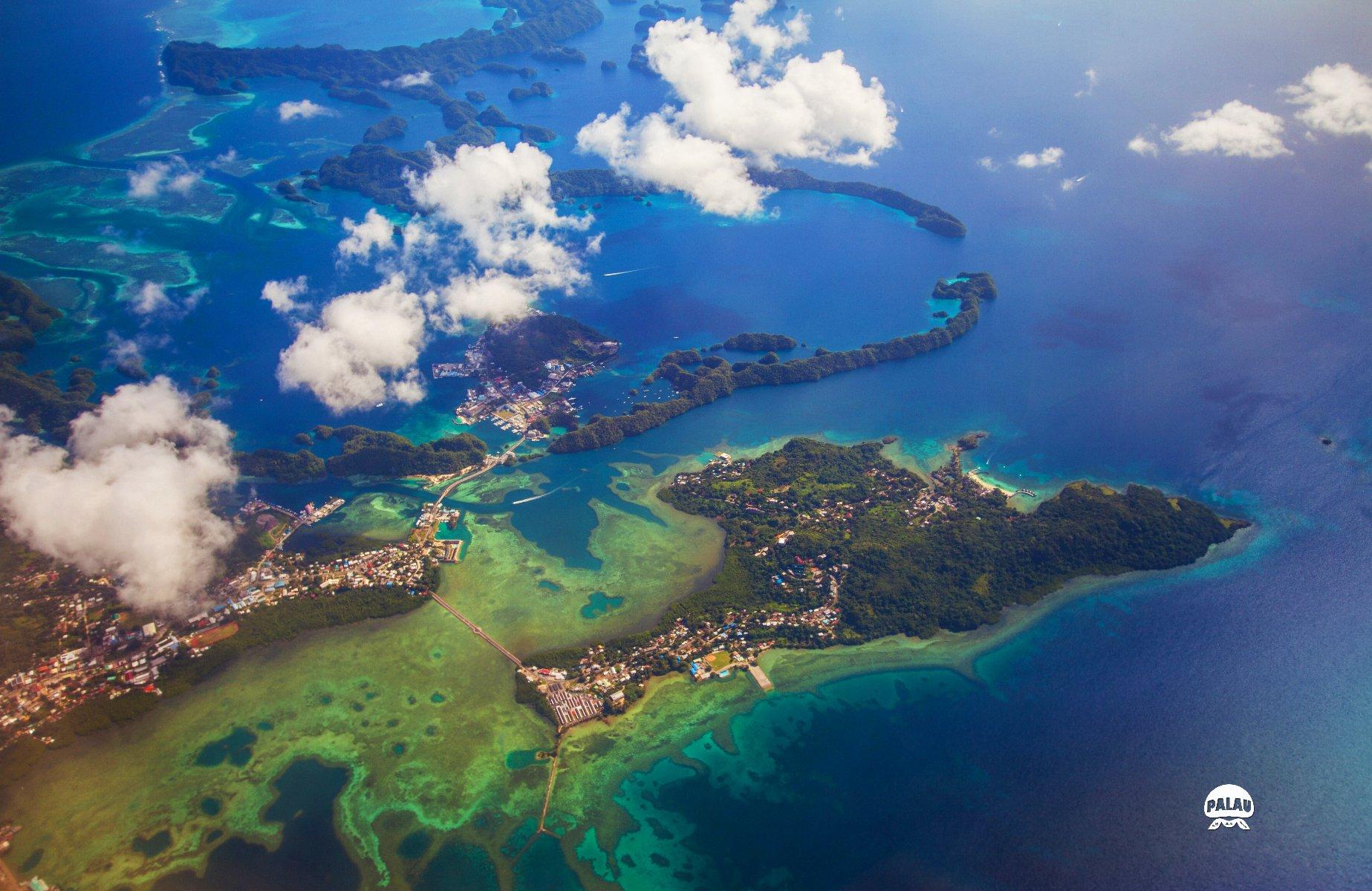 【在七色琉璃海,做上帝的一尾鱼】——水下/航拍/延时/帕劳海陆空多维度全解析