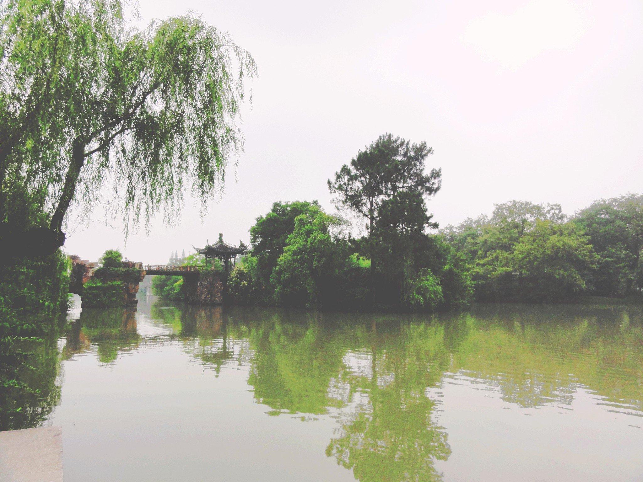 旅踪二,扬州系列