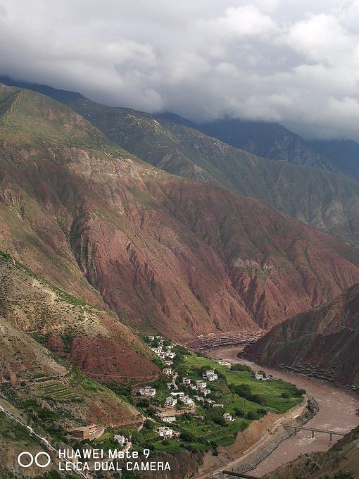 麗江旅游攻略 風景在路上美麗滇藏行  鹽井早觀景直達香格里拉