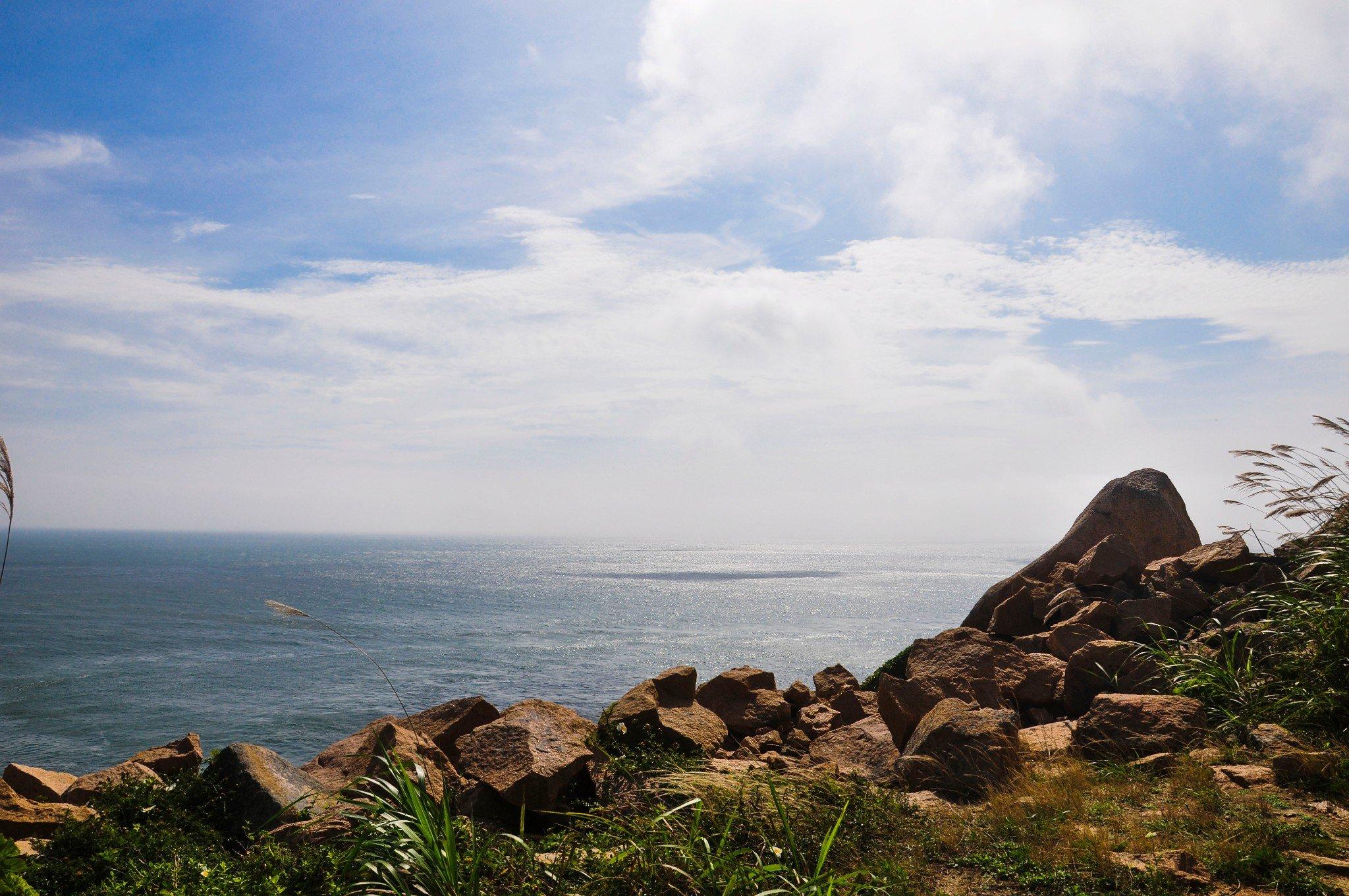 【献给东极岛】在可能与不可能之间,石上花开