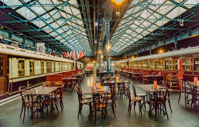 铁路博物馆_大英铁路博物馆图片