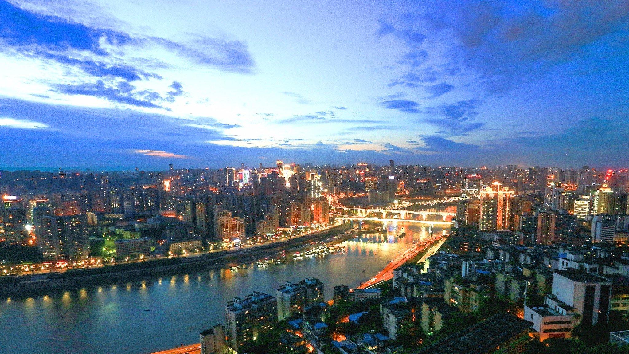 我来过重庆最美公园(上)