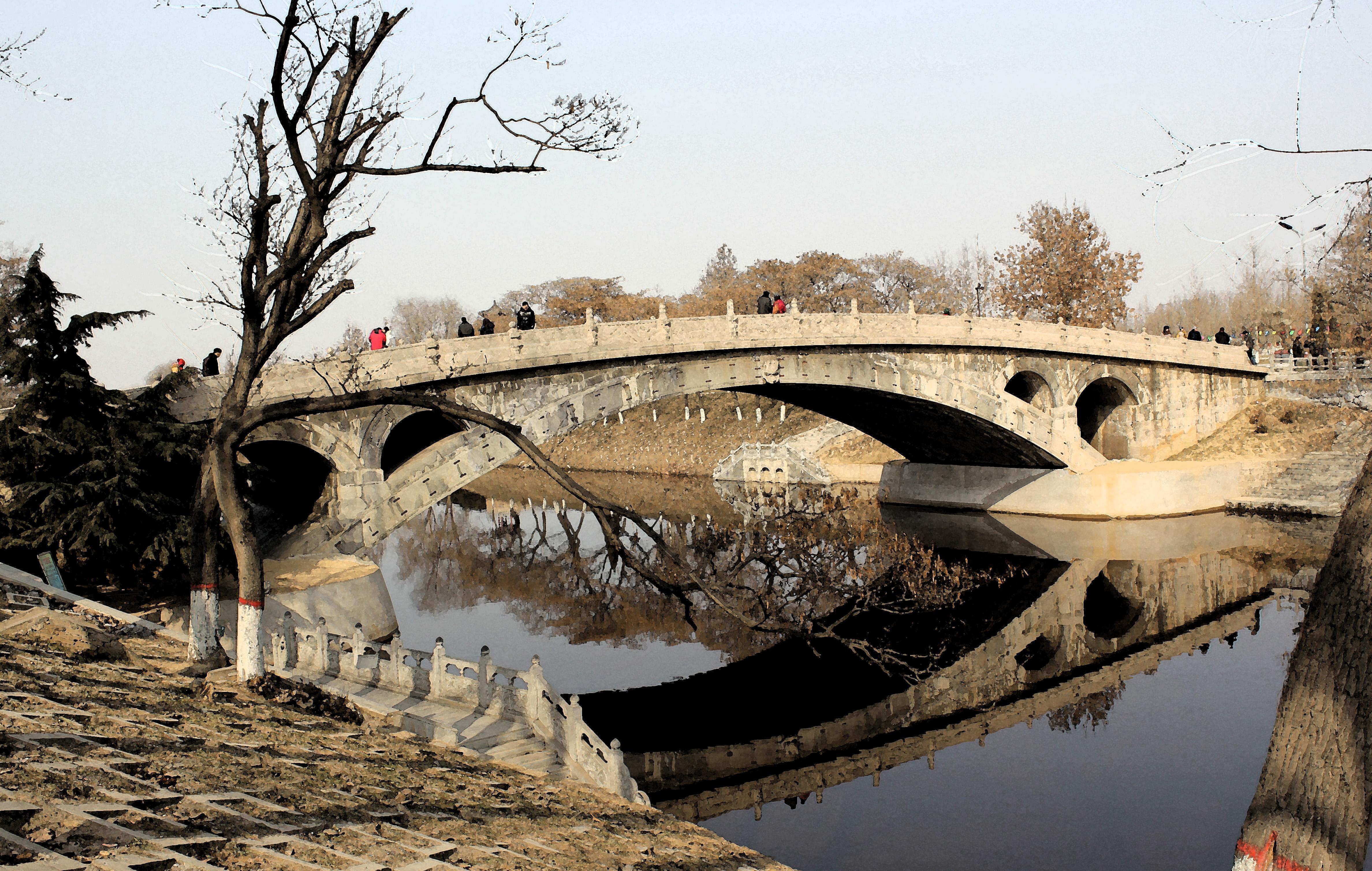 石拱桥-高安杜路兽设定