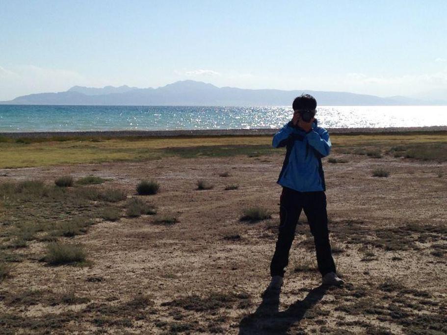 七月花开,新疆伊犁,一起奔向心的向往