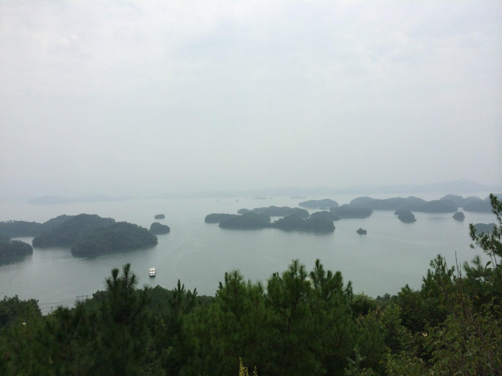 中秋千岛湖自驾游