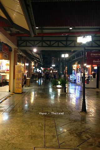 2015【Asiatique河岸经典前身】码头是._Asia美食牡丹江市夜市图片
