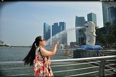 新加坡初印象——吃喝玩乐之旅