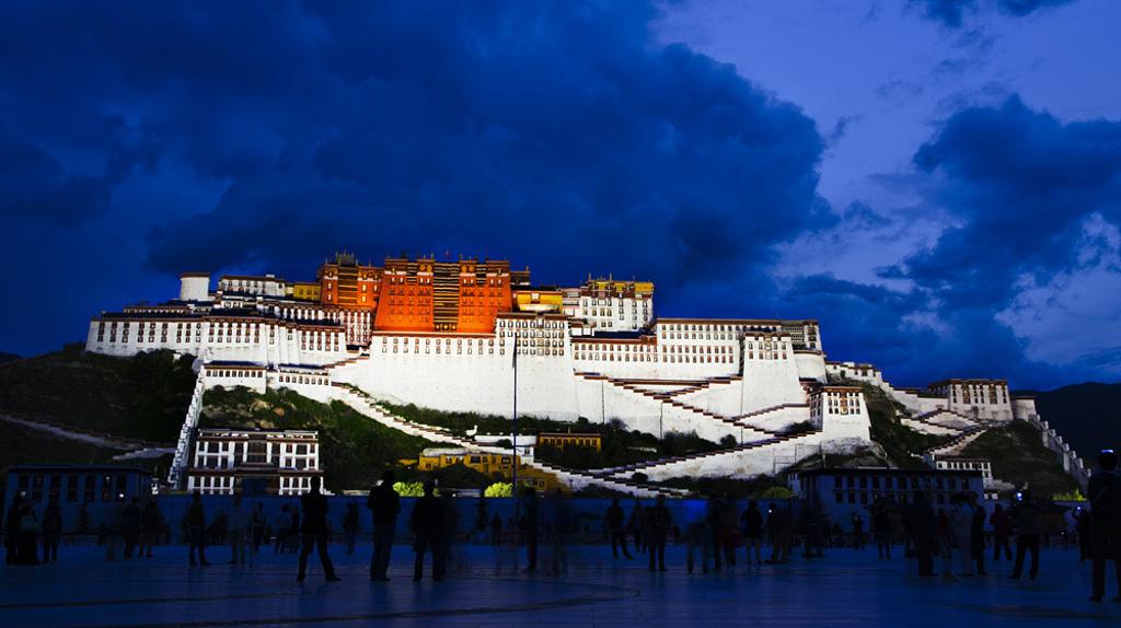 【西藏】漫步日光之城,只为贴着你的温暖