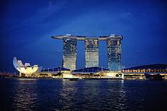 小两口新加坡浪漫4日游