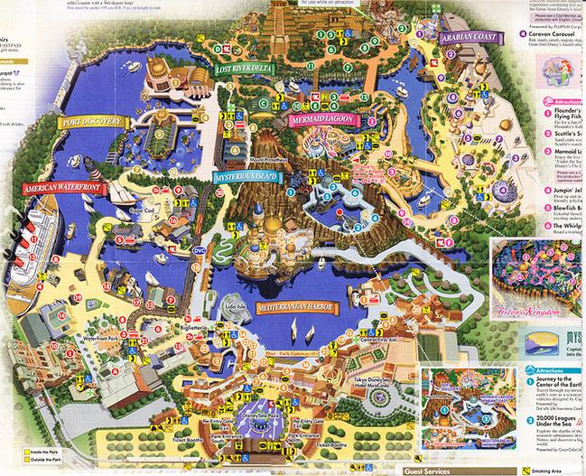 迪士尼乐园图片