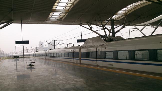 长沙火车南站图片