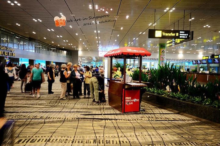 """""""新加坡樟宜机场"""