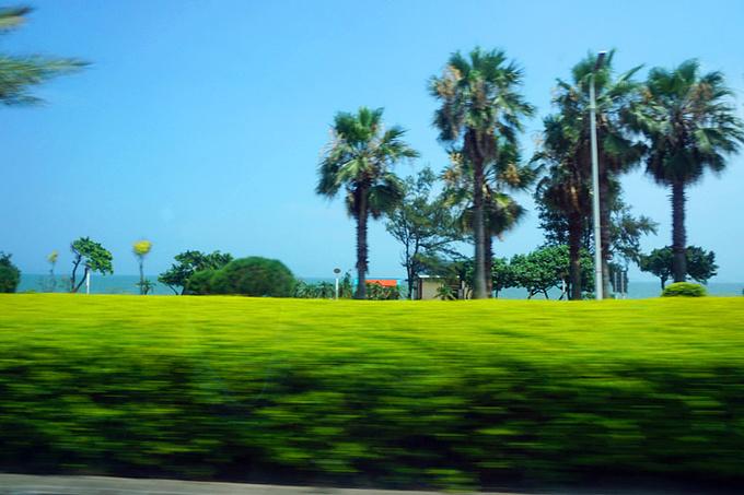 环岛路沿途风景美得连相机也来不及记录…&hellip