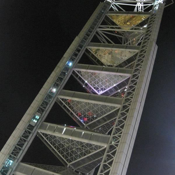 玲珑塔,北京奥林匹克公园内最高的建筑132米
