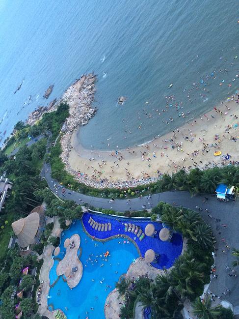 kk惠州海边游