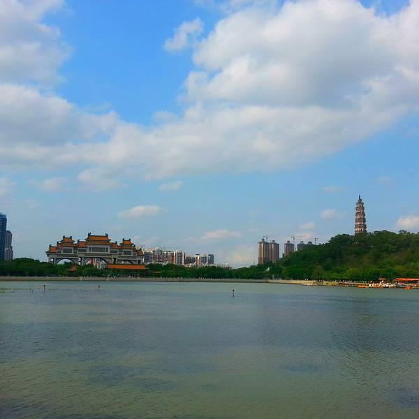 89 首頁 景點詳情  順峰山公園是順德區最大的一個免費公園,那里