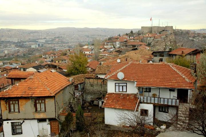 亚洲 土耳其首都 安卡拉市 - 海阔山遥 - .
