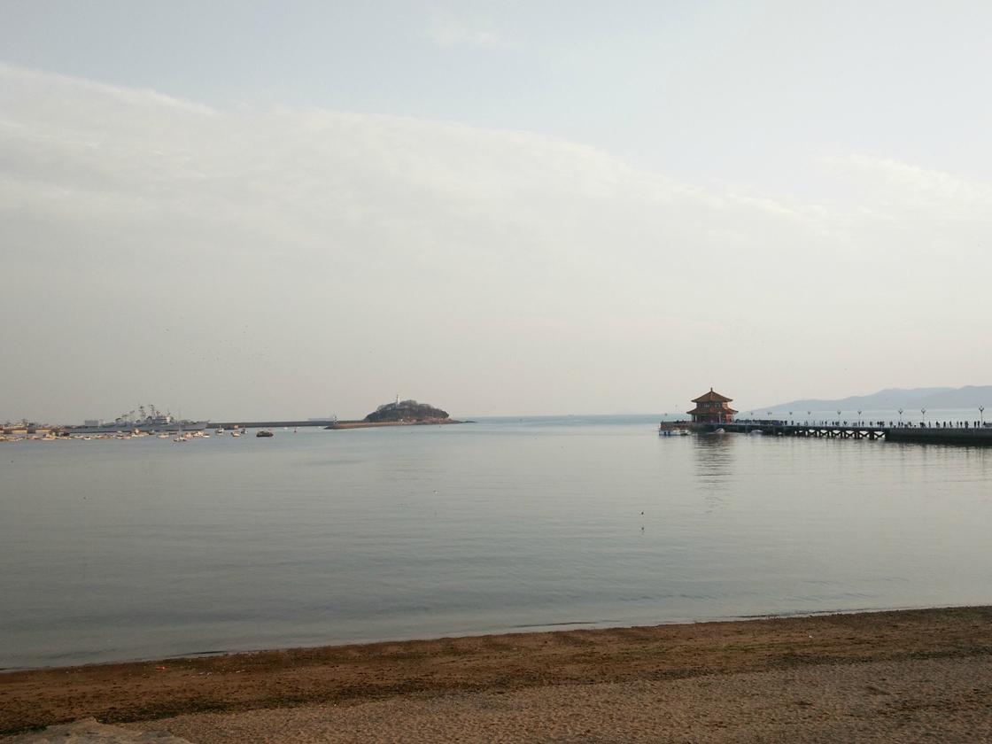 红瓦绿树 碧海蓝天之青岛海滨游