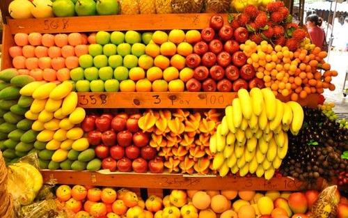 水果帝国------泰国!
