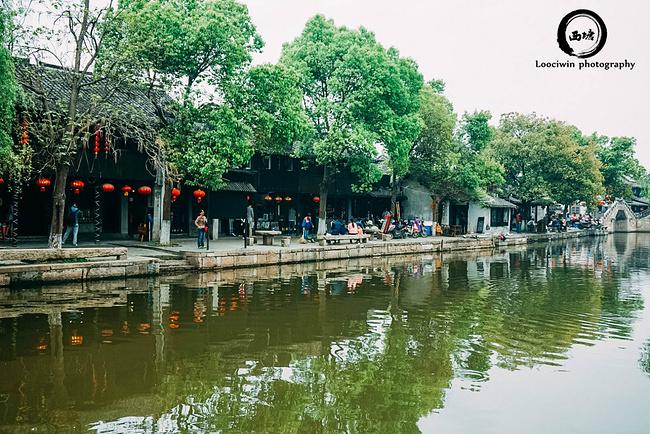 【攻略情】你在西塘,我在乌镇_嘉兴旅游水乡_史上最坑爹7游戏的攻略视频图片