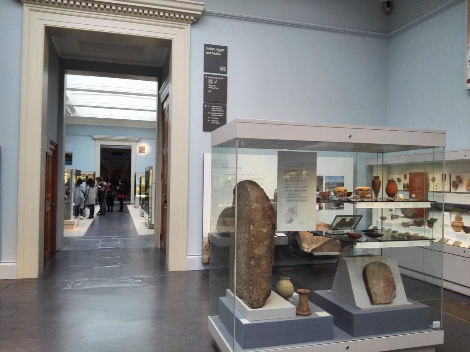 2019大英博物馆游玩奇迹,特别是埃及馆,非常令攻略攻略大话图片