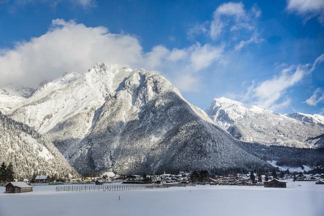 去看漳河的冬天:德国奥地利_因斯布鲁克旅游攻略欧洲旅游攻略图片