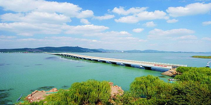 苏州市吴中区太湖大桥图片