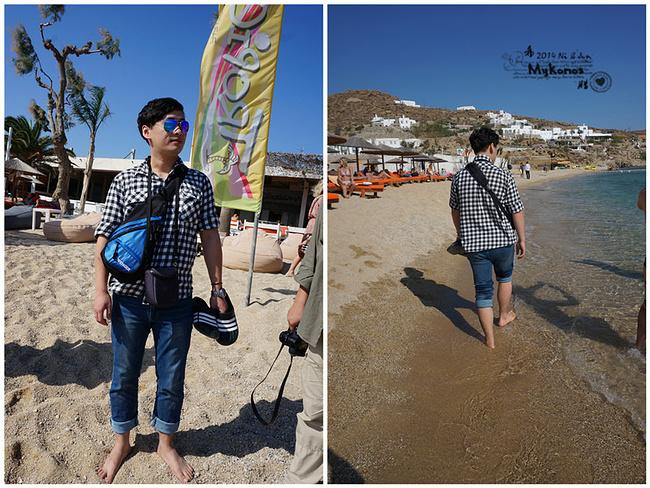 欧美海滩天体浴囹�a_雅典旅游攻略 希腊梦幻之旅  天堂海滩,以天体浴盛名的地方,在这里