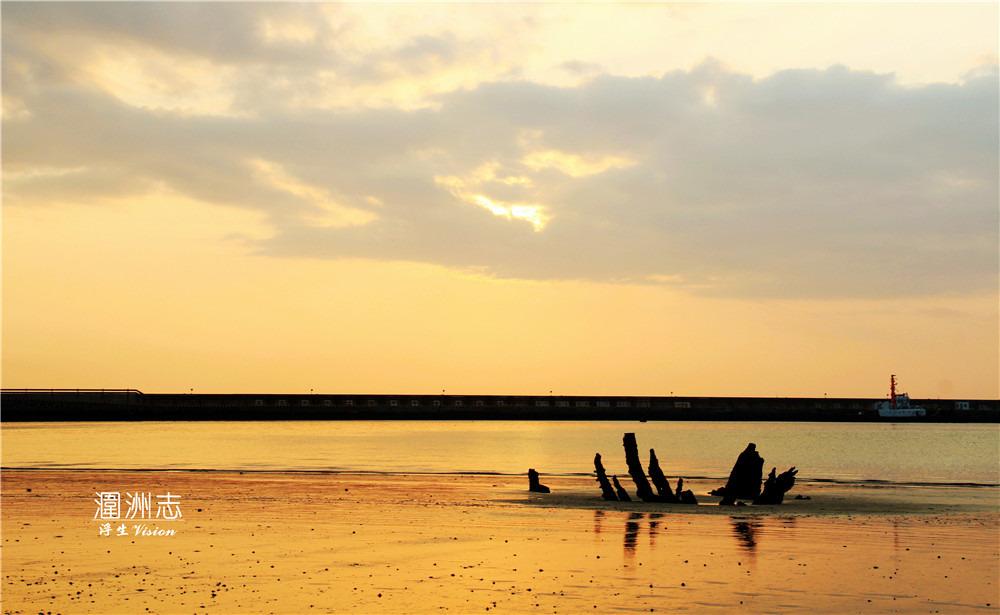 北海涠洲岛 去海边撒点野