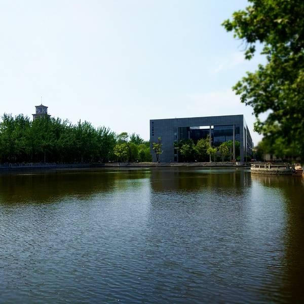 南开大学新校区图书馆摄影分享展示