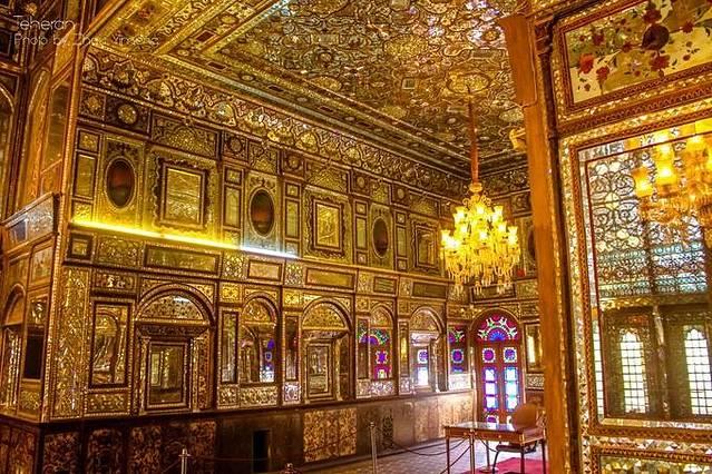 古列斯坦皇宫图片