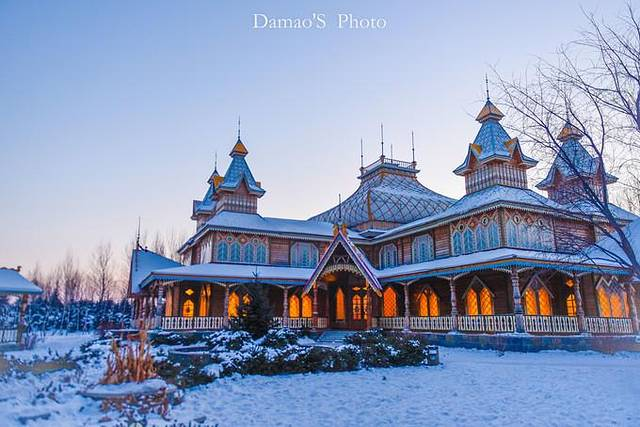 伏尔加庄园图片
