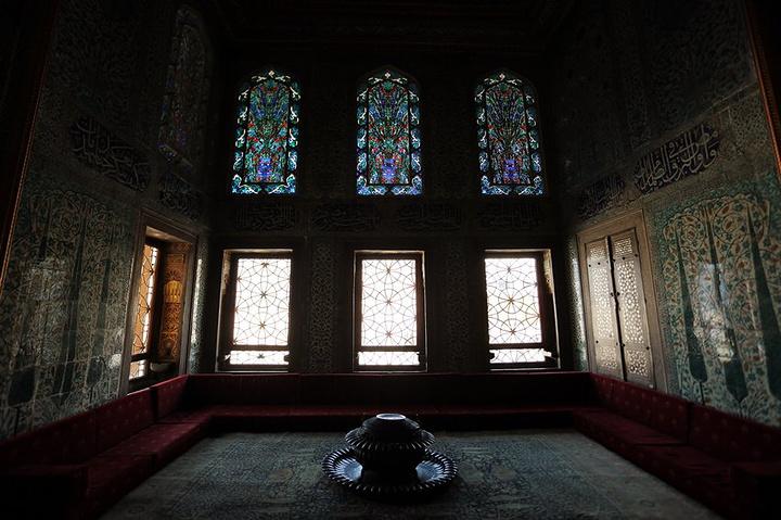 """""""这是整个皇宫最神秘、也最血腥的地方_托普卡帕皇宫""""的评论图片"""