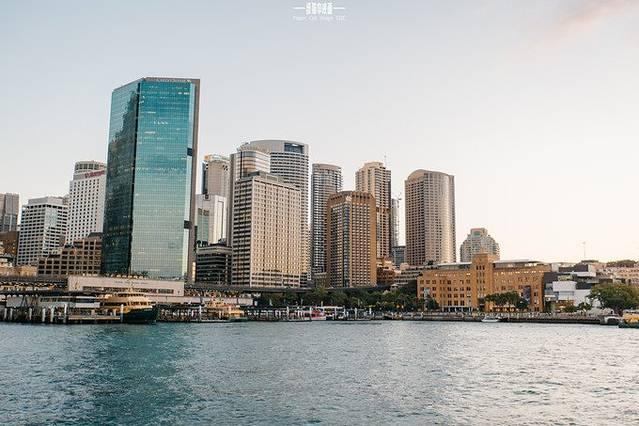继续前往就到了悉尼歌剧院