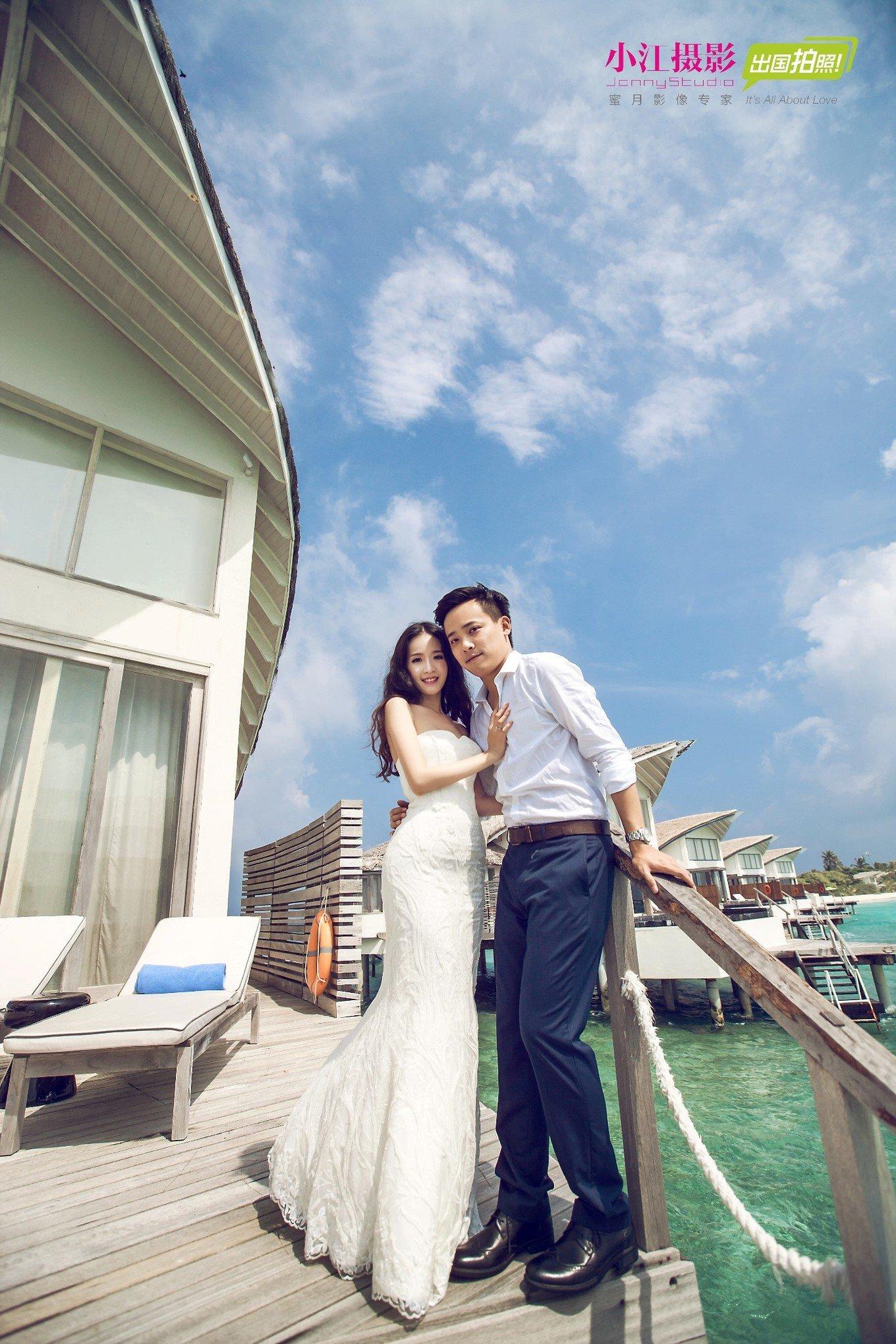 印度洋上三明珠(第一站): 婚纱旅拍の马尔代夫总督岛Viceroy