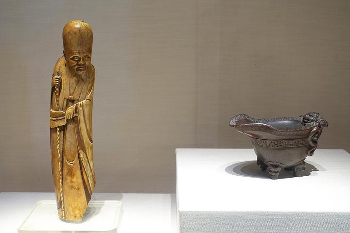 潮州木雕,许多精美的木雕器具
