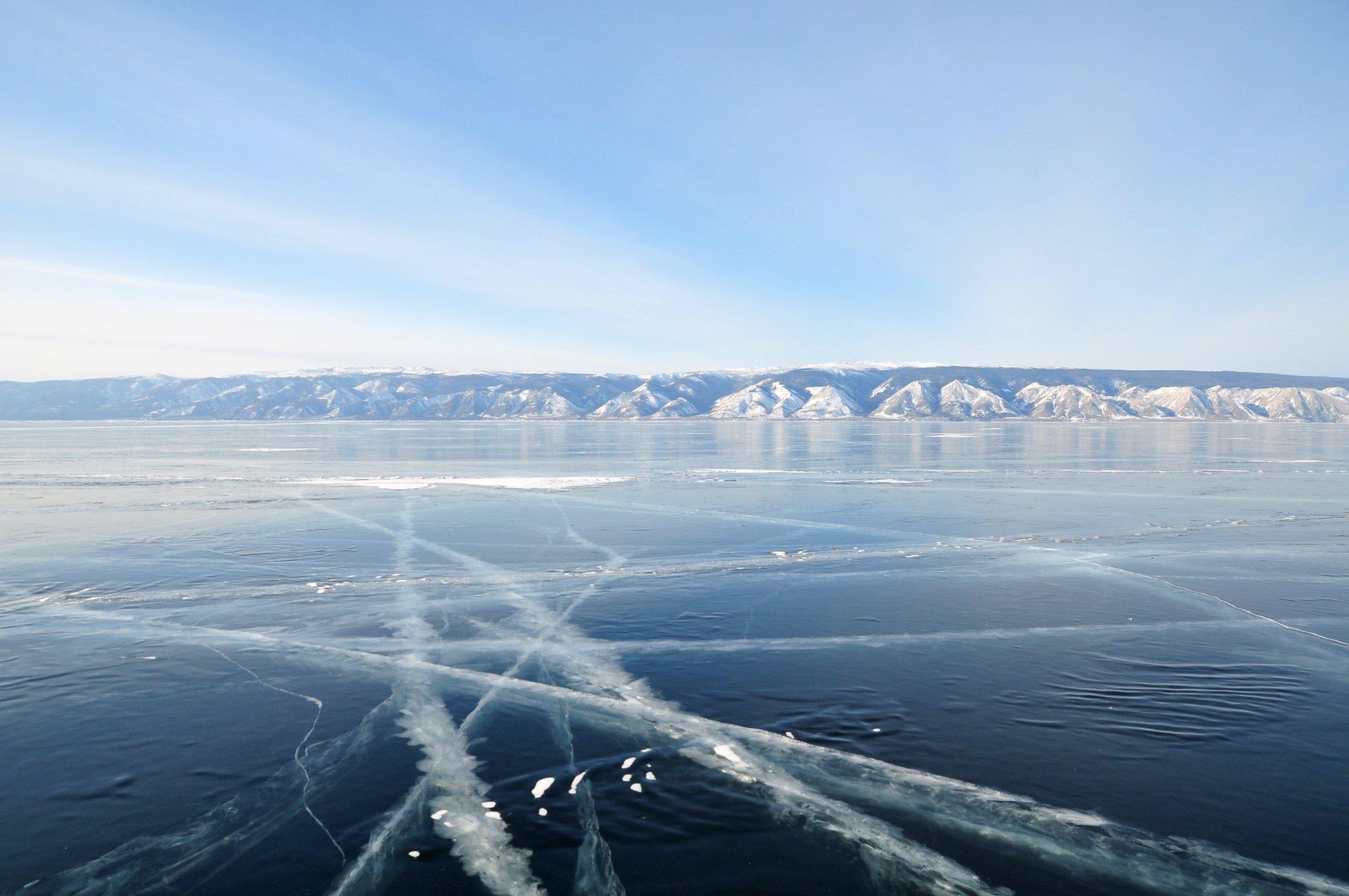 冰雪俄罗斯,独自走过的路