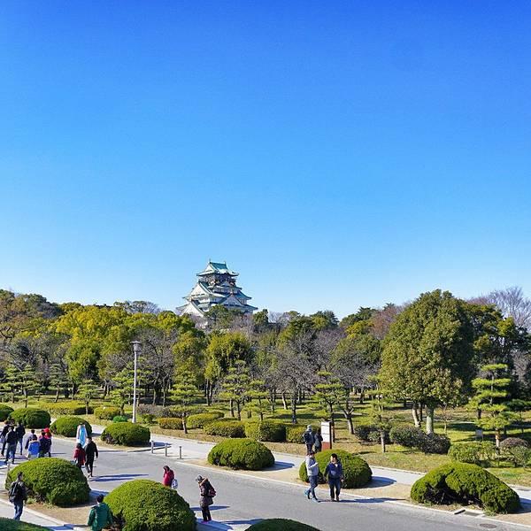 2019大阪城攻略攻略,大阪大阪城公园游玩国际完美公园竞剑灵门票图片