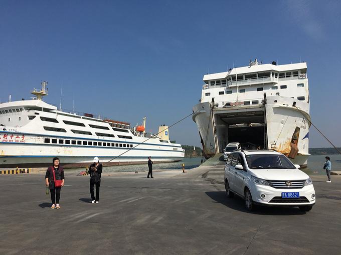 这里已是湛江徐闻海安港了