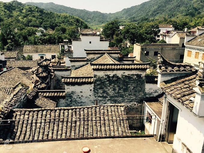 安徽省,查济,古镇风景,周边旅游指导