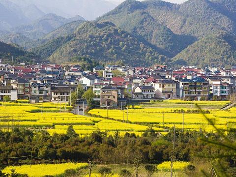 浙江开化国家公园旅游景点图片