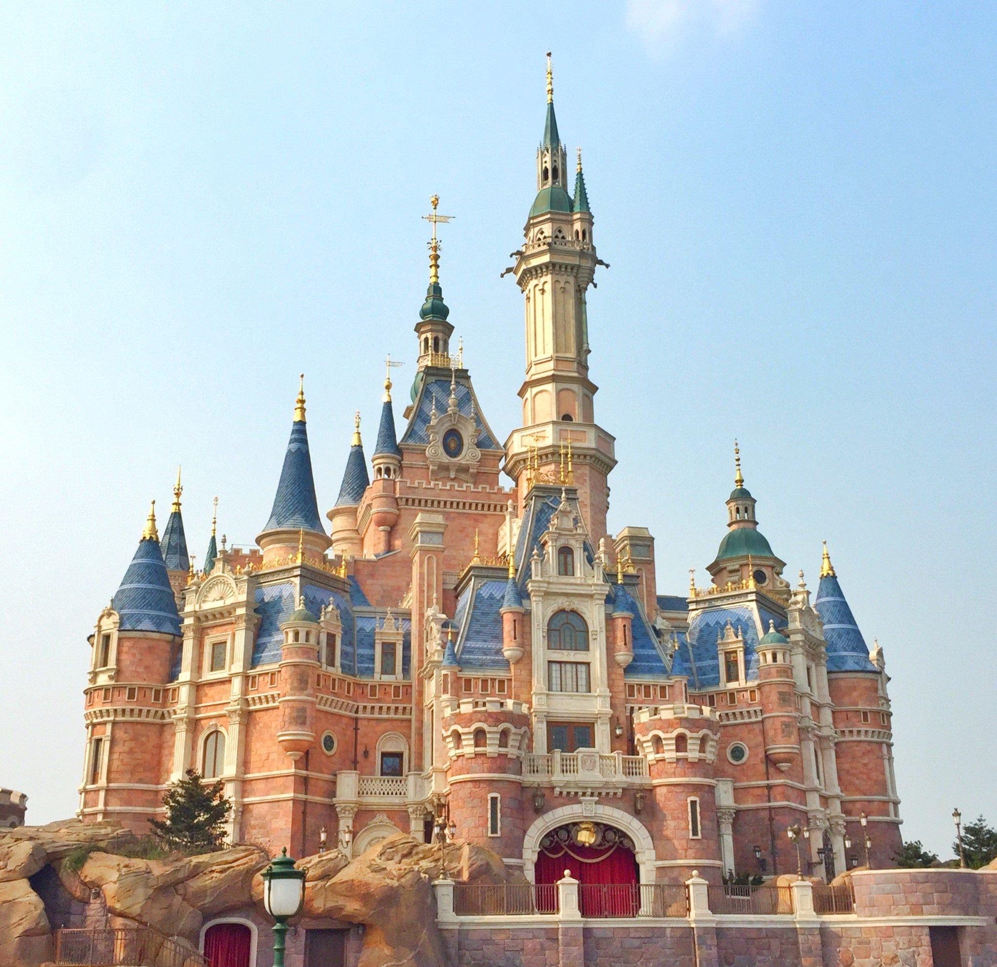 ❤上海迪士尼❤时隔五年的公主梦与少女心