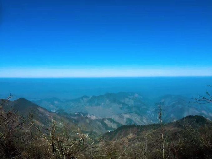 安徽省宁国市万家乡大龙村旅游景点图片