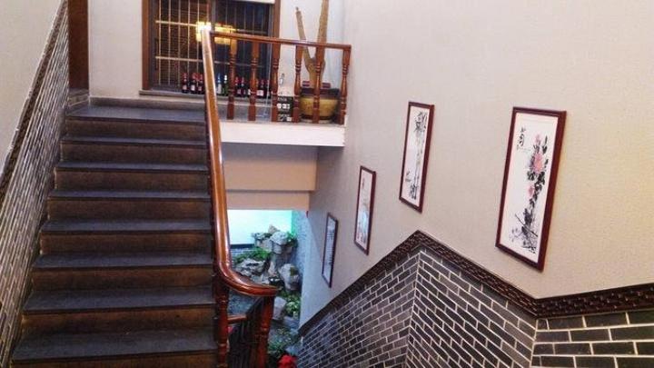 铁板楼梯装修效果图