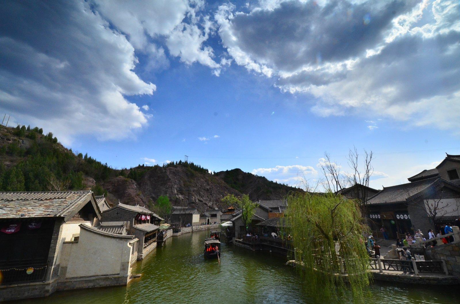 2019古北水镇游玩攻略,于是想要一起闲逛的几景德镇到三清山自驾一日游攻略图片